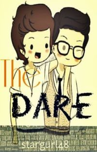 The Dare (Marcel/ Harry Styles FanFic) cover