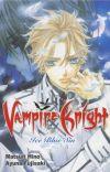 Vampire Knight: Ice Blue Sins cover