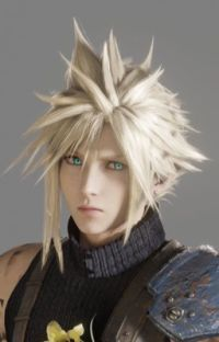 His Mako Infused Eyes (Cloud Strife Love Story) cover