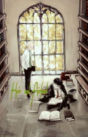 Heir and Airhead by _--xXTXx--_