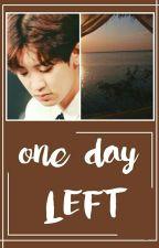 [C] One Day Left  by TreasureBaek