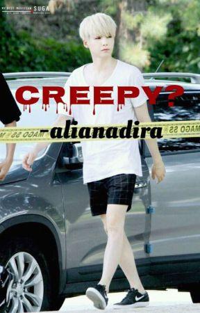 CREEPY? by -BwiBunny