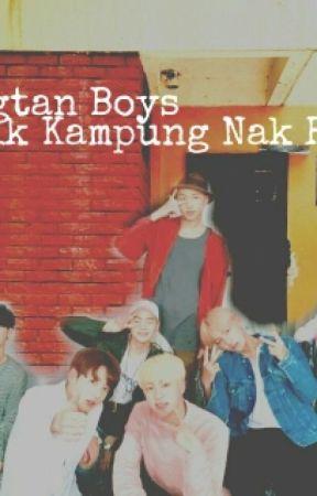 Bangtan Boys Balik Kampung Nak Raya by minsuga_jiah