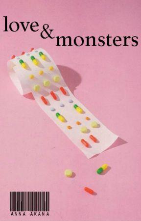 Love & Monsters by annaakana