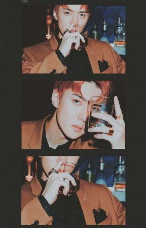 Monster💀 :: Oh Sehun  by SoltBucky