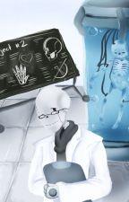 My Greatest Experiment (Skelebros' Origin Story) by ZanaBSparrows