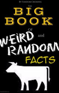 The Big Book of Weird and Random Facts cover