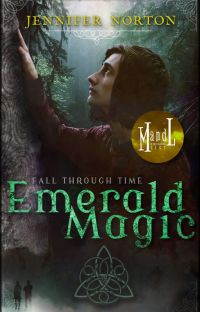 Emerald magic (Wattys2018 Shortlist) cover