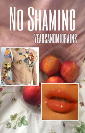 No Shaming(Joshler Smut) by yearsandmigrains