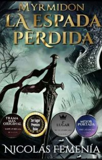 La Espada Perdida [Myrmidon] cover