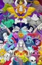 Undertale x reader (completed) by Chaos-Prince