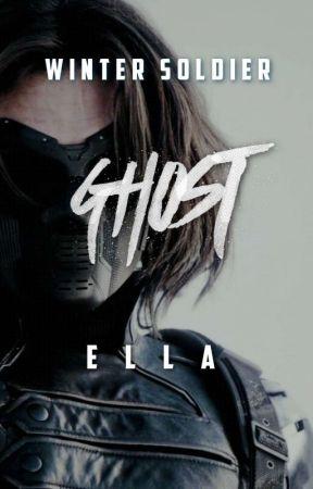 Ghost || The Winter Soldier [1] by BuckyCinnamonRoll