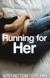 Running for her. cover