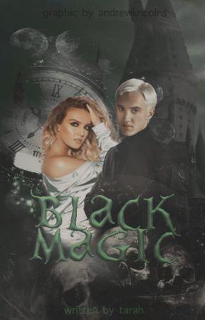 Black Magic → Draco Malfoy  by onlyangeIs