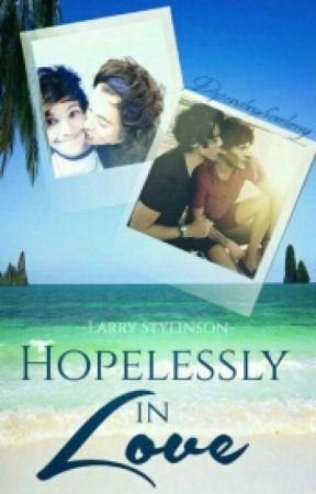 hopelessly in love • larry stylinson  by dependingfromlarry