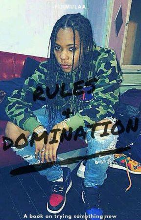 Rules & Domination (StudxStud) by writtenbynae