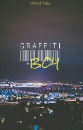 Graffiti Boy • Z.M by mmad-ness