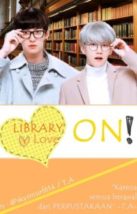 Library Love ON! cover