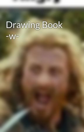 Drawing Book -w- by InkySquid65