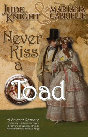 Never Kiss a Toad by marianagabrielle