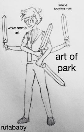 art of park (current art book) by rutababy