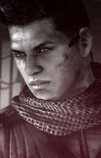 Piers x Reader: Resident Evil 6 by JuubeiChanXx