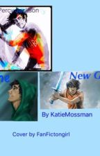 Percy Jackson The New God (Old Version,) by KatieMossman