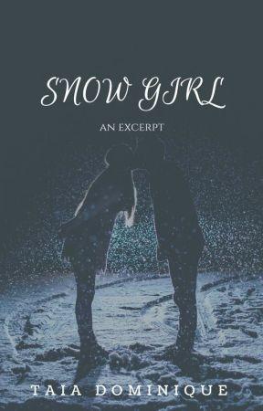 Snow Girl by TaiaDominique