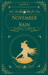 NOVEMBER RAIN [Fred Weasley] cover