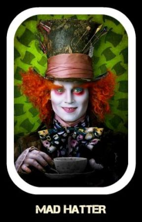 MAD HATTER by llama_nation15