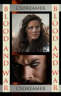 Blood and War (1st Edit) cover