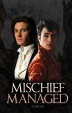 ✓ | MISCHIEF MANAGED | James Potter V.S. Sirius Black  by fhreyachaes