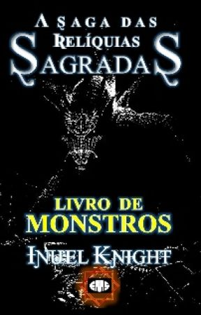 BESTIÁRIO MONSTROS, RAÇAS & CRIATURAS by InuelKnight