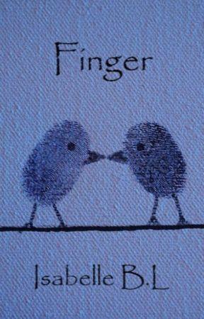 Finger by isabelle_bl