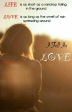 I Fell In Love  by Mrs_Linguist