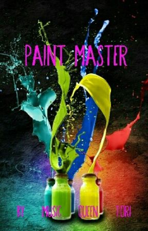 Paint Master (Avengers) by Not-So-Grim