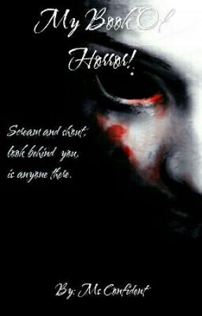 My Book Of Horror Stories by Alisha160201