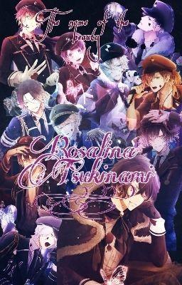 [ Diabolik Lovers ĐỒNG NHÂN ] Tên của mỹ nhân quái dị, Rosalina Tsukinami.