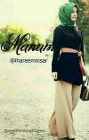 Manum (#Wattys2016) cover