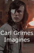 Carl Grimes Imagines by kinniebaki