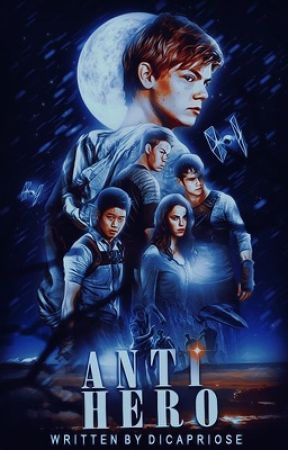 ANTI-HERO | newtmas by Dicapriose
