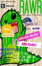 Rawr Magazine Issue 1 by RawrMagazine