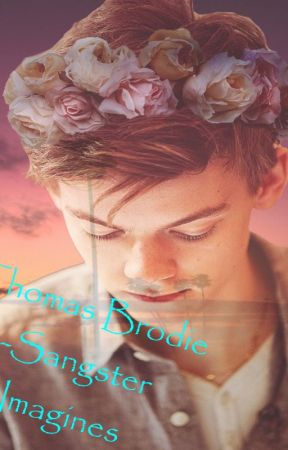 Thomas Brodie-Sangster Imagines by goofball-0629