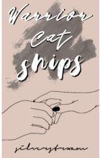 warrior cat ships. by silverstrxam