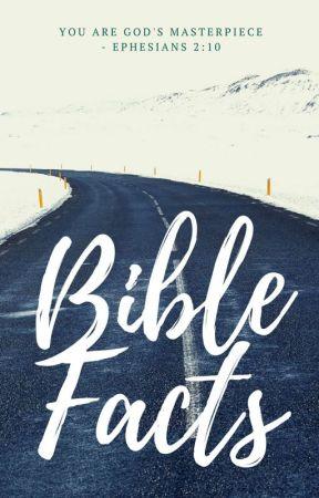 Bible Facts by Happy_VirusYeol