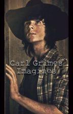 Carl Grimes Imagines by generatingdreams