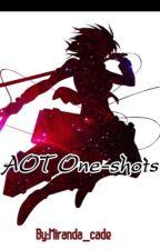 Attack on Titan Oneshots~ (HIATUS) by miranda_cade