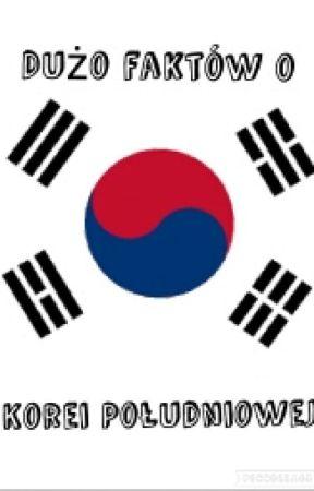 Dużo faktów o Korei Południowej by Witut_