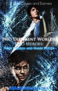 Two Different Worlds, Two Heroes : Percy Jackson and Harry Potter [EDITING] cover