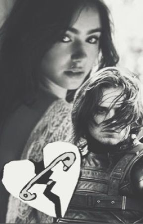 Safety Pin (A Bucky Barnes Fic) by thewritersoldier